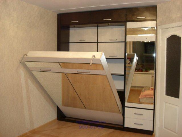 Шкаф-кровать своими руками фото