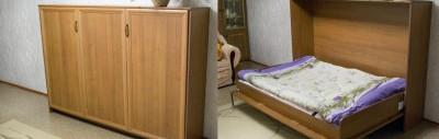 Виды и характеристики подъёмных кроватей